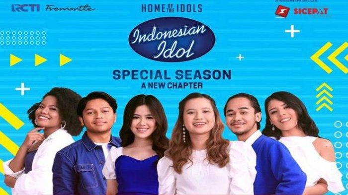 Jadwal Indonesian Idol 2021 Spektakuler Show 8 Besok, Senin 8 Maret, Berikut Biodata 6 Kontestan