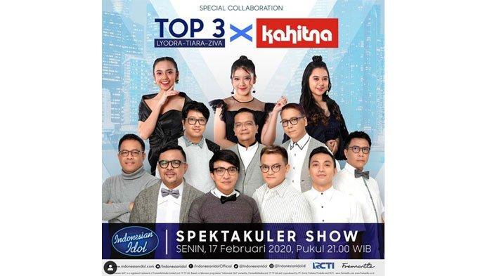 Jadwal Indonesian Idol 2020 & Link Live Streaming 17 Februari 2020, Siapa Juara dan yang Tersingkir?