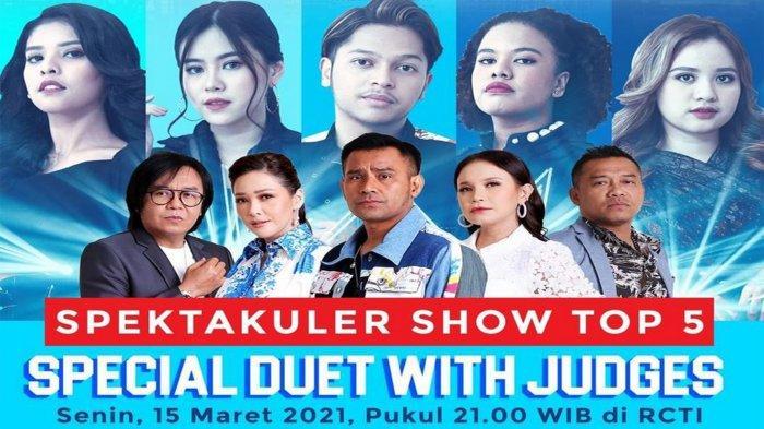 Link Live Streaming Indonesian Idol Spektakuler Show 9: Mulai Jam 21:00 WIB, Ini Cara Vote 5 Peserta