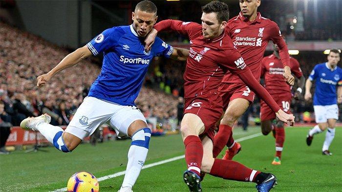 Jadwal Liga Inggris Hari Ini: Big Match Derby Merseyside Everton lawan Liverpool, Man City v Arsenal