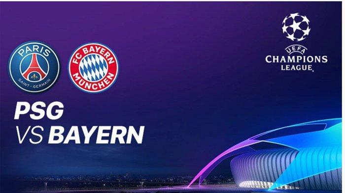 Jadwal Live Streaming Liga Champions PSG vs Bayern Muenchen di SCTV dan Prediksi Skor