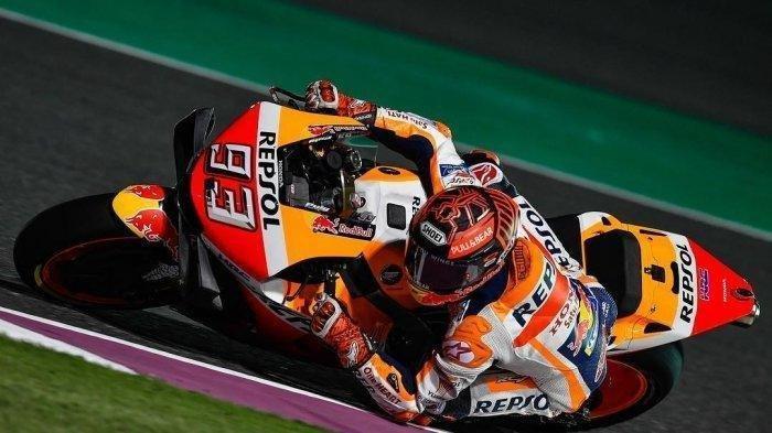 Jadwal MotoGP Australia 2019, Marc Marquez Tampilkan Aksi Luar Biasa di Sesi Latihan Bebas