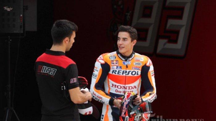 Jadwal MotoGP 2019 di Sirkuit Automotodrom Brno Ceko, Marc Marquez Manfaatkan Waktu untuk Liburan