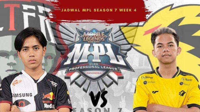 Jadwal MPL Season 7 Week 4: Minggu 21 Maret 2021, Alter Ego vs Onic, EVOS Legends Tantang GFLX