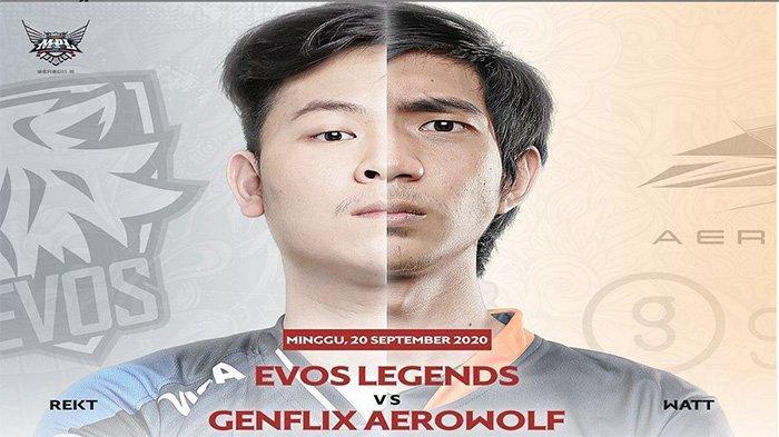 Jadwal MPL Season 6 Week 6 Day 3: Peluang Emas EVOS Legends, Bigetron Alpha Lawan Geek Fam