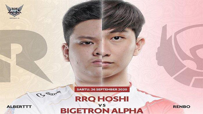 Jadwal MPL Season 6 Week 7 Day 2: Big Match Alter Ego vs EVOS Legends, RRQ Hoshi Tantang BTR Alpha