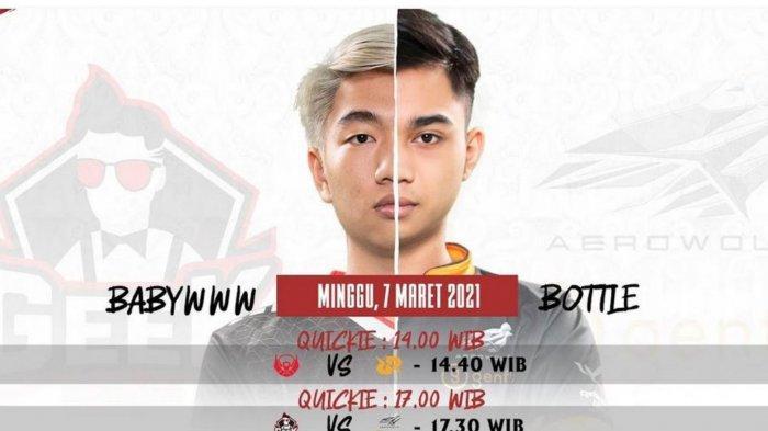 Jadwal MPL Season 7 Week 2: Minggu, 7 Maret 2021: Bigetron Alpha vs RRQ Hoshi, Geek Tantang GFLX
