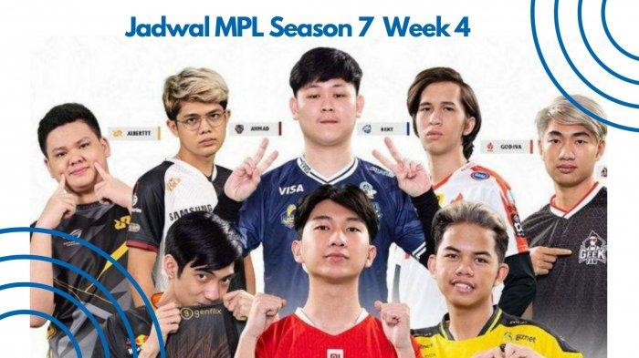 Jadwal MPL Season 7 Week 4: Big Match EVOS Legends vs Alter Ego, Mampukah RRQ Hoshi Bangkit?