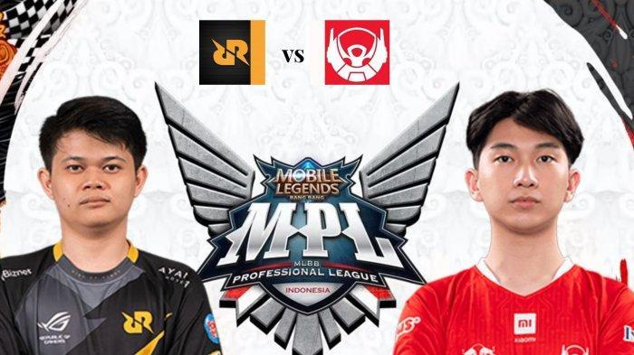 Jadwal MPL Season 7 Week 5: Sabtu 27 Maret 2021, RRQ Hoshi vs BTR Alpha, Alter Ego Lawan GFLX