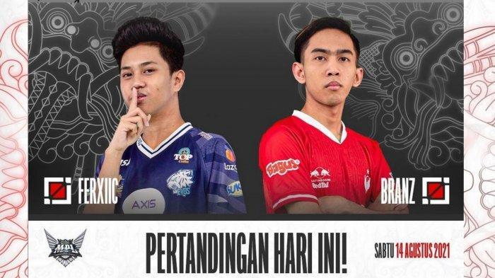 Jadwal MPL Season 8 Week 1 14 Agustus 2021