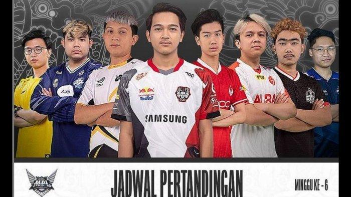 Jadwal MPL Season 8 Week 6: EVOS Legends vs Alter Ego, Misi Rekt Cs Hentikan Winstreak AE
