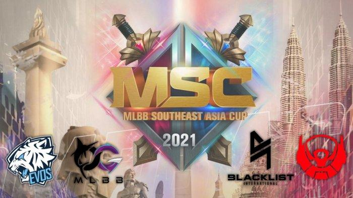 Jadwal MSC 2021 Hari Ini, Senin 7 Juni: EVOS Legends vs Todak, Bigetron Alpha Hadapi Blacklist
