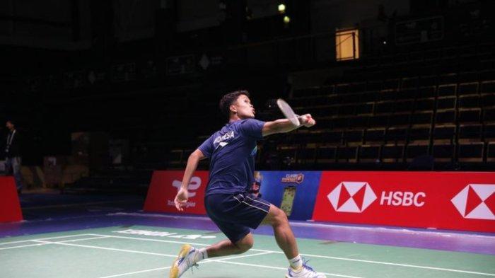 Link Live Streaming Thomas Cup 2020: Anthony Ginting Buka Keunggulan Indonesia atas Taiwan