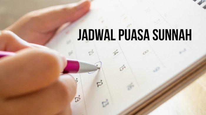 Jadwal Puasa Sunnah Sepember 2021 Serta Bacaan Niat Arab - Latin