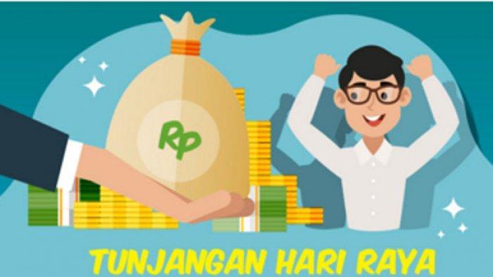 Tips Kelola THR Pensiunan 2021, PNS, dan TNI-Polri yang Cair Mulai 28 April, Berikut Rincian Besaran