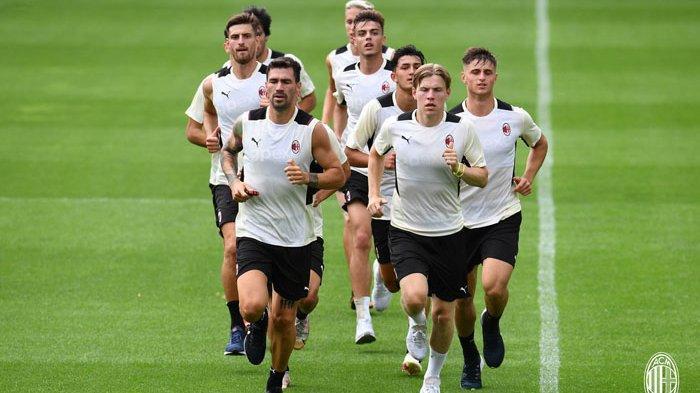 Jadwal Uji Coba Pramusim AC Milan, I Rossoneri Lawan Juventus dan Real Madrid
