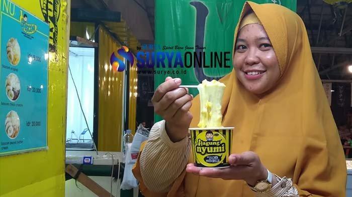 Begini Perjuangan Galuh Sukma, Owner Jagung Nyumi, Kenalkan Produknya ke Warga Surabaya
