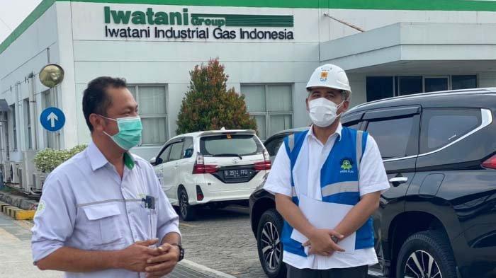 PLN Siaga Covid-19: Dukung Produksi Industri Oksigen, PLN Jaga Listrik Andal dan Stabil