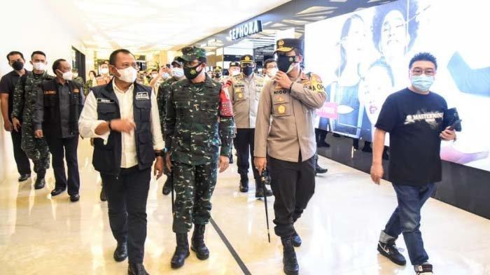 Forkopimda Jatim Sidak Pusat Perbelanjaan Tunjungan Plaza Surabaya, Boleh Belanja asal Tertib Prokes