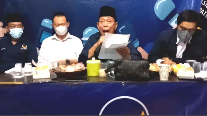 Partai NasDem akan Lapor Bawaslu dan Penegak Hukum terkait Hasil Pilwabup Tulungagung
