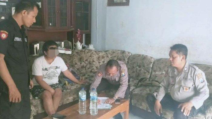 KRONOLOGI Pemuda Pengangguran Asal Mojokerto Curi Handphone Milik Pasien RSUD Kertosono Nganjuk