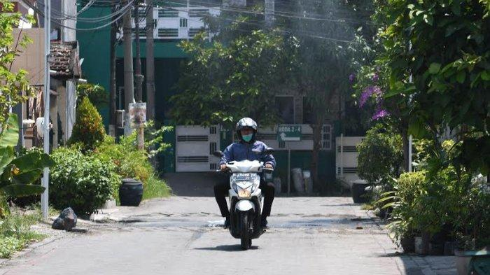Jauhkan Anak Dari Corona, Ortu di Medokan Ayu Surabaya Makin Rajin Pantau Jam Belajar Anak