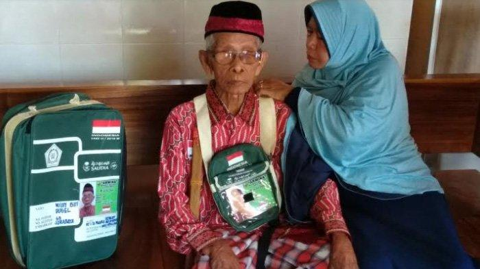 Mengintip Persiapan Mbah Mi'un, Jamaah Haji Tertua Dari Kabupaten Mojokerto