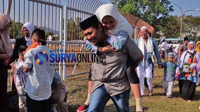 Seluruh Jamaah Haji Trenggalek 2019 Pulang dengan Selamat, Kemenag: Sisa 2 Jamaah Pulang September