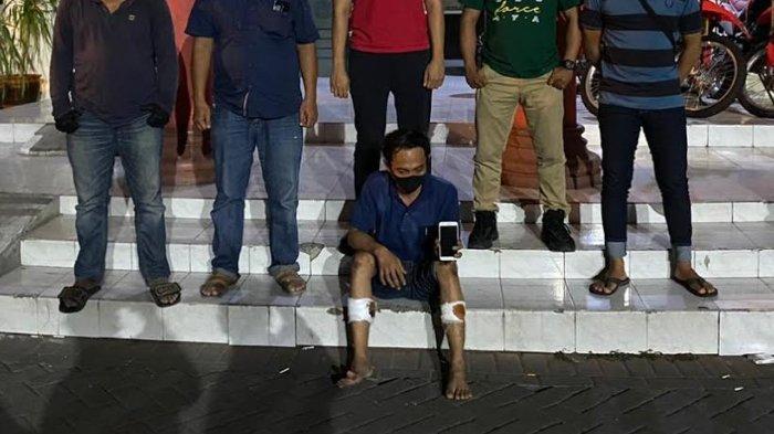 Polisi Menembak Pelaku Jambret yang Sempat Buron dan Telah Beraksi di 31 Lokasi