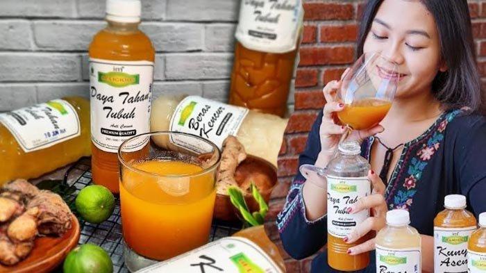 Berbuka Sehat dengan Jamu dari Jamudelicious, Badan Fresh, Kekebalan Tubuh Juga Meningkat