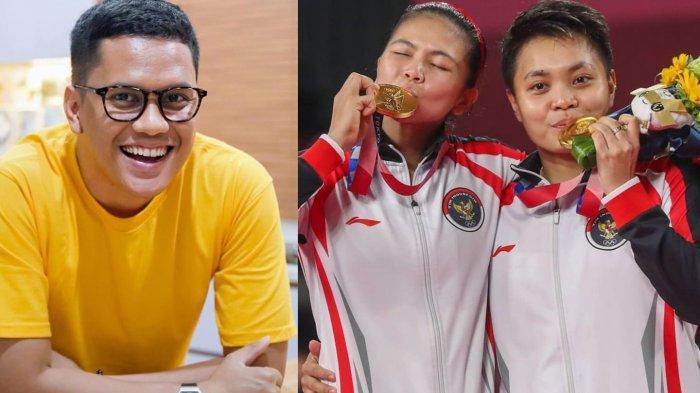 Janji Arief Muhammad, Beri Cabang Bisnis untuk Greysia/Apriyani Usai Menang di Olimpiade Tokyo