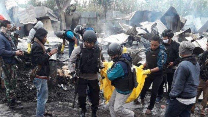Sosok Hendrik Simatupang yang Tewas Dibakar Perusuh yang Ngamuk saat Ditegur Paskhas TNI AU di Papua