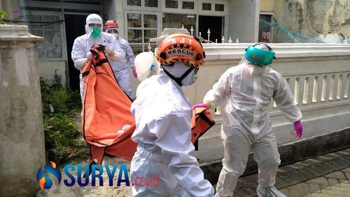 Lama Tidak Keluar Rumah, Perempuan asal Surabaya Ditemukan Sudah Meninggal