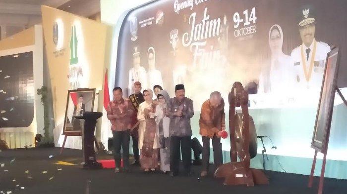 6 Hari Pameran, Jatim Fair 2018 Bidik Transaksi Rp30 Miliar