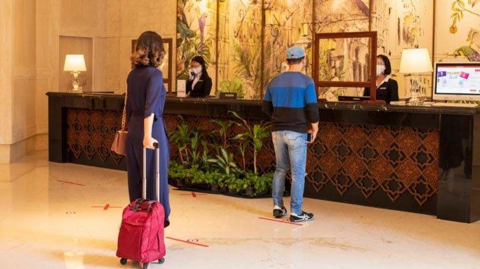 Akhir Tahun 2020, Jumlah Tamu yang Menginap di Java Paragon Hotel & Residences Surabaya Meningkat