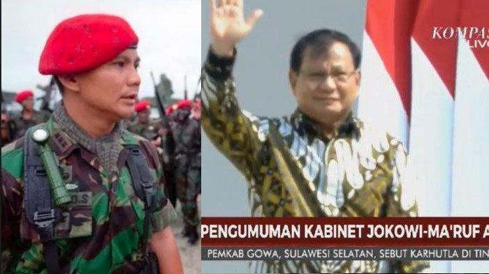Jejak Tempur Prabowo Menteri Pertahanan Kabinet Indonesia Maju Jokowi-Ma'ruf Amin, Buru Bos Fretilin