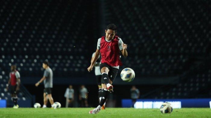 Jelang Timnas Indonesia vs Taiwan Malam Ini, Tekad Evan Dimas dkk dan Catatan Pertemuan Kedua Tim