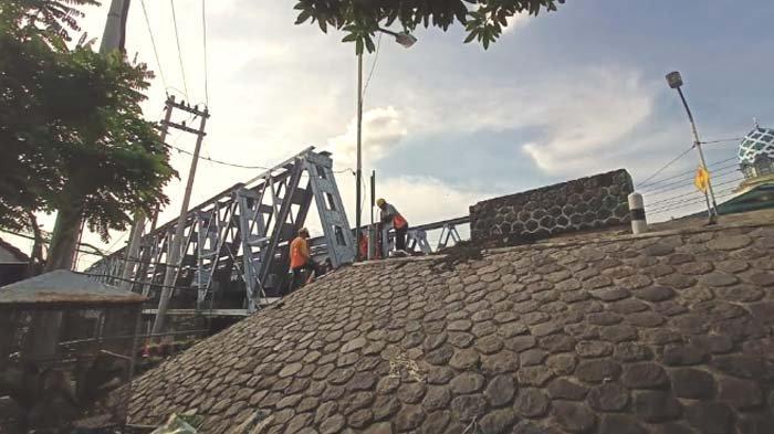 Jembatan Alun-alun Kota Kediri bakal Diperlebar Menjadi 4 Lajur guna Perlancar Arus Lalu Lintas