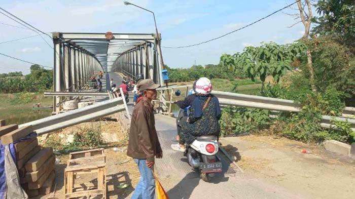 Akses Bojonegoro melalui Jembatan Glendeng Soko Tuban Ditutup, Pengendara Bisa lewat Jalur Berikut