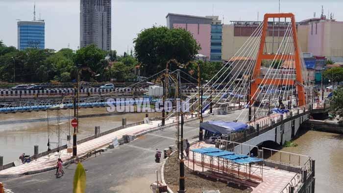 Bisakah Risma Resmikan Jembatan Joyoboyo dan Museum Olahraga Setelah Tak Jadi Wali Kota Surabaya?