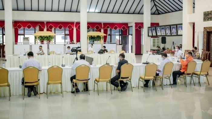 Jember Masuk PPKM Level 3 setelah Semua Kecamatan Merah, Gubernur Kembali Minta Aktifkan PPKM Mikro