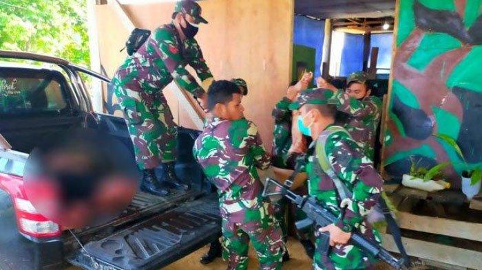Kabar Terkini 4 Prajurit TNI Gugur Diserang 50 KKB Papua di Maybrat dan Kondisi 2 yang Terluka Parah