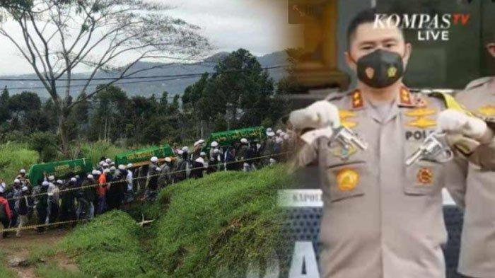 UPDATE Jenazah 6 Pengawal Rizieq Shihab Dimakamkan, Sebut Luka Tak Wajar, Rekaman 'Paus dan Qirdun'