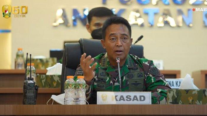 Sebut Jenderal Andika Perkasa Tepat Jadi Panglima TNI, Arief Poyuono: Mengerti 3 Perintah Jokowi