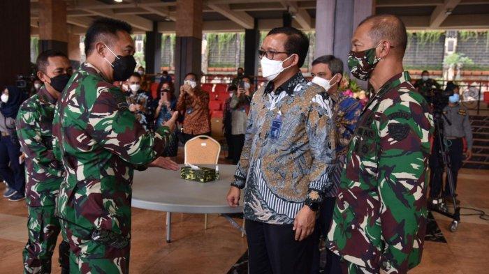 Jenderal Andika Perkasa Berikan Kredit Rumah Murah untuk Prajuritnya, Kerja Sama dengan Bank BTN