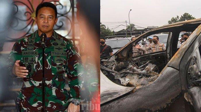 FAKTA Baru Jenderal Andika Perkasa Ditentang Mantan Danpuspom, Tolak Pemecatan Oknum TNI AD