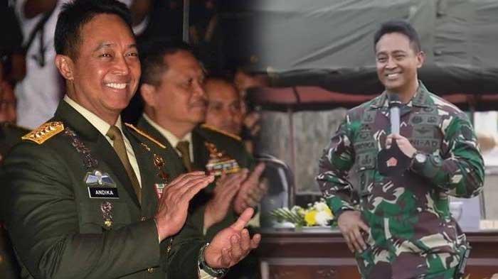 Jenderal Andika Perkasa, Berotak Moncer, Peduli Prajurit, Mulai Karier di Kopassus & Berderet Gelar