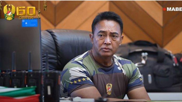 Jenderal Andika Perkasa Belum Laporkan Harta Kekayaan ke KPK, ini Besaran Gajinya Sebagai KASAD