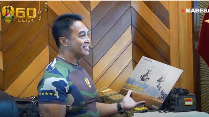 Jenderal Andika Perkasa Kaget dengan Prestasi Dispenad