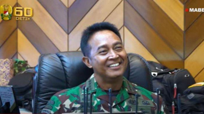 Dukungan untuk Jenderal Andika Perkasa Jadi Panglima TNI Bertambah, Analis Ungkap 2 Skenario Jokowi